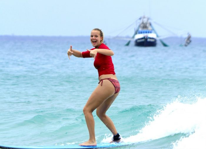 Main Beach Surf Lessons